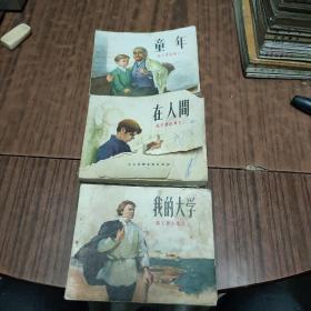 高尔基故事(1/2/3)全(箱12)