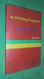 新编藏语文文法强化训练(藏文)(下册)