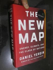 The New Map: Energy, Climate, and the Clash of Nations  (16开,精装)
