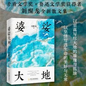 婆娑大地(茅盾文学奖、鲁迅文学奖获得者刘醒龙全新作品)