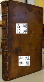 稀缺版, 《丰特奈尔著 -- 死者的对话》 约1754年出版