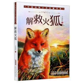 解救火狐/中国动物小说品藏书系