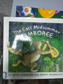 特价~ Cats Midsummer Jamboree全外文版9780399222221