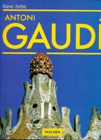 Gaudi 1852-1926: Antoni Gaudi I Cornet, Une Vie En Architecture