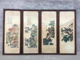 60年代中国绒画,包老,喜欢联系。