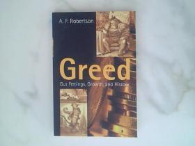 Greed:GutFeelings,Growth,andHistory