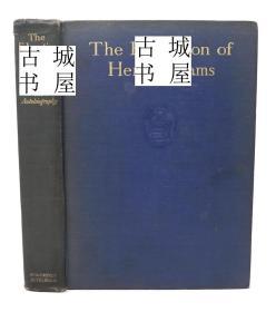 稀缺版, 《 亨利·亚当斯的教育:自传 》  约1918年纽约出版