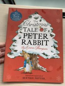 The Christmas Tale of Peter Rabbit Book and CD