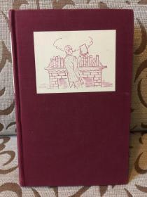 Bookman's Holiday by Vincent Starrett -- 文森特 斯塔雷特《书人假日》美国1942年初版