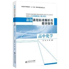 新版课程标准解析与教学指导 高中化学
