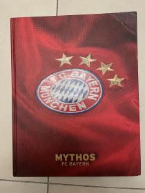 【德国原版足球】拜仁慕尼黑足球画册,255页纯画册,精装大开本