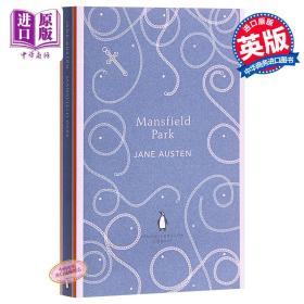 Mansfield Park (Penguin English Library) 曼斯菲尔德庄园