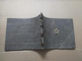 THE KEY OF SOLOMON(所罗门的钥匙,伊夫斯.特布丁将过去)手工精致羊皮书衣