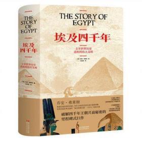 埃及四千年  主宰世界历史进程的伟大文明