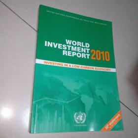 2010世界投资报告 全英文版