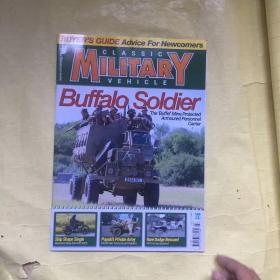 CLASSIC MILITARY VEHICLE Buffalo Soldier