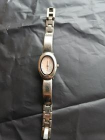 贝壳表盘手表《上海金茂大厦纪念手表》: