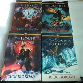 RICK RIORDAN 4本合售