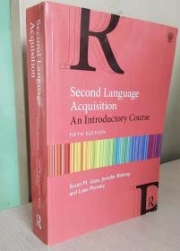 Second Language Acquisition: An Introductory Course   Fifth Edition   2020年最新第五版   【英文原版,品相极佳】