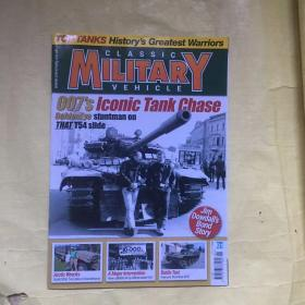 CLASSIC MILITARY VEHICLE 007slconic Tank Chase