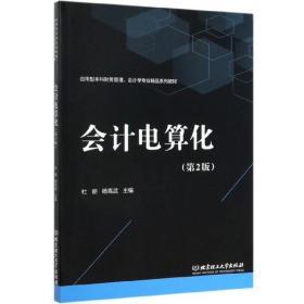 会计电算化(第2版)/应用型本科财务管理、会计学专业精品系列教材