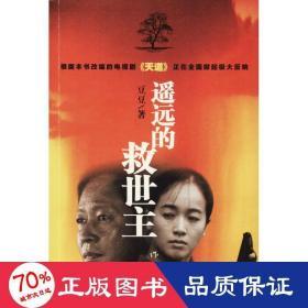 遥远的救世主 中国现当代文学 豆豆 新华正版