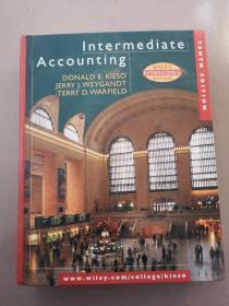 Intermediate Accounting 中级会计学 第十版