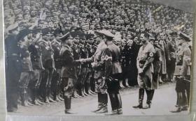 民国原版希特勒等老照片13张合售