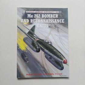 ME 262 BOMBER AND RECONNAISSANCE UNITS