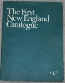 The First New England Catalogue