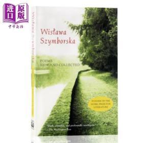 辛波斯卡诗选2:我曾这样寂寞生活 英文原版 Poems New And Collected 外国诗歌 Wislawa Szymborska【中商原版】
