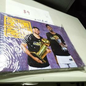 金色帝国,(2O|7年NBA总冠军纪念册)