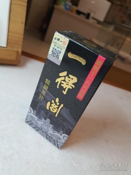 一得阁精制墨汁100g