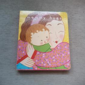 Mommy Hugs  Board Book  妈妈的拥抱