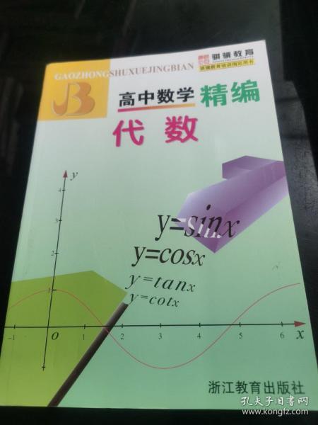 高中数学精编:代数