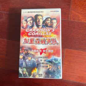美剧《加里森敢死队》(26碟VCD)