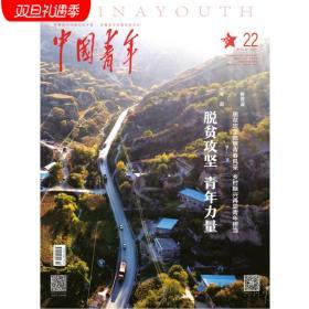 中国青年杂志2020年11月下第22期脱贫攻坚青年力量 榜样力量备考