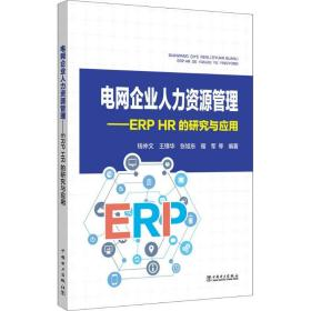 電網企業人力資源管理——ERP HR的研究與應用