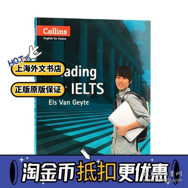 Collins Reading for Ielts
