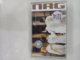 磁带  【原装正版磁带】NRG 悲sorrow 2001北京音像公司出品