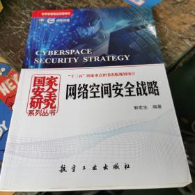 国家安全研究系列丛书:网络空间安全战略