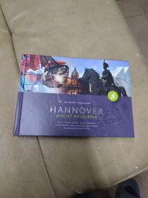 《HANNOVER  MACHT  NEUGIERIG》(汉诺威市新奇)精装 横大32开本