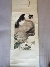 猫(保手绘)
