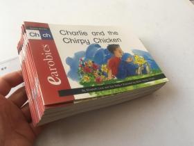 Sound Stories【24册合售)幼儿、儿童英语故事】