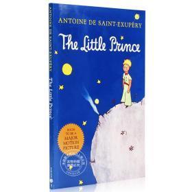 现货 小王子 英文原版 The Little Prince 全彩页插图版 安托万·德·圣·埃克苏佩里 法国儿童文学短篇童话 进