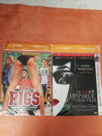 外国电影十种合售(16)  DVD