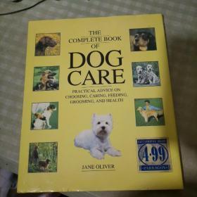 DOG CARE《如何照顾宠物狗》