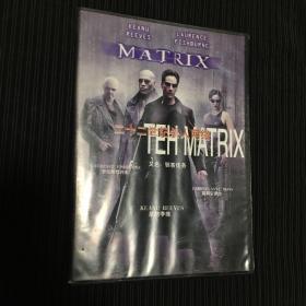 DVD 光盘 骇客任务 单碟盒装精装