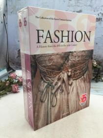 Fashion a history from the 18th to the 20th century
