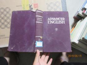 ADVANCED ENGLISH I  精 5503